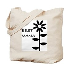 BEST MAMA Tote Bag