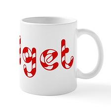 Bridget - Candy Cane Coffee Mug