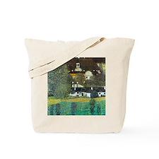 Schloss Kammer By Gustav Klimt Tote Bag