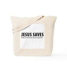 Funny Geico Tote Bag