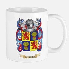 Guthrie Coat of Arms (Family Crest) Mug