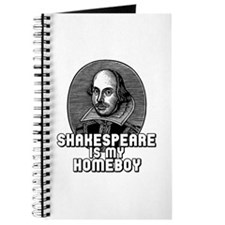 Shakespeare is my Homeboy Journal