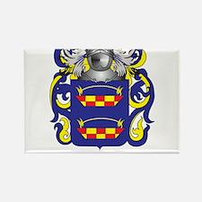 Guzman Coat of Arms (Family Crest) Rectangle Magne