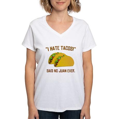 I Hate Tacos T-Shirt