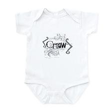 Grunge Crew Infant Bodysuit