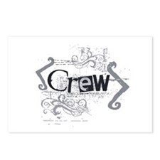 Grunge Crew Postcards (Package of 8)