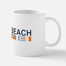 South Beach - Nautical Flags. Mug