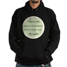 Degrees of Blindess Hoodie