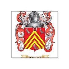Hadley Coat of Arms (Family Crest) Sticker