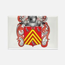Hadley Coat of Arms (Family Crest) Rectangle Magne