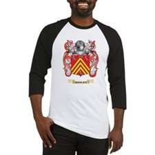 Hadley Coat of Arms (Family Crest) Baseball Jersey
