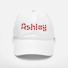Ashley - Candy Cane Baseball Baseball Cap