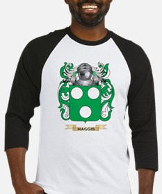 Haggis Coat of Arms (Family Crest) Baseball Jersey