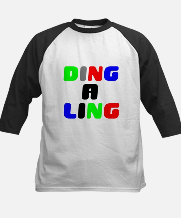 DING A LING! Baseball Jersey