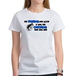 The Fishing Was Good Women's T-Shirt