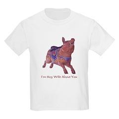 hog wild Kids T-Shirt
