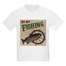 All Day Fishing T-Shirt