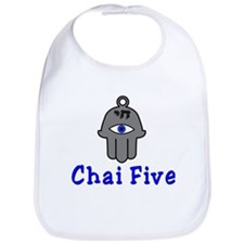 Chai five Bib