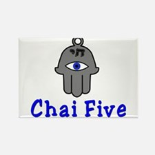 Chai five Rectangle Magnet
