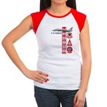 VF-102 DIAMONDBACKS Women's Cap Sleeve T-Shirt