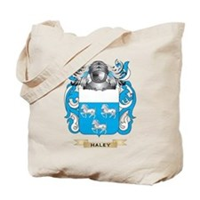 Haley Coat of Arms (Family Crest) Tote Bag