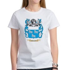 Haley Coat of Arms (Family Crest) T-Shirt