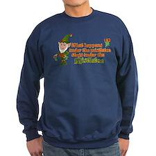 Under the Mistletoe Sweatshirt