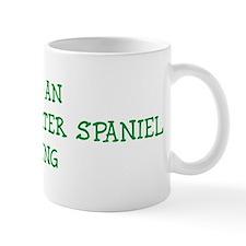 American Water Spaniel thing Mug