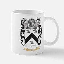 Hall-English Coat of Arms (Family Crest) Mug