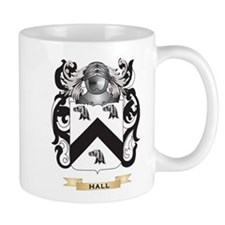 Hall-English Coat of Arms (Family Crest) Mug