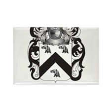 Hall-English Coat of Arms (Family Crest) Rectangle