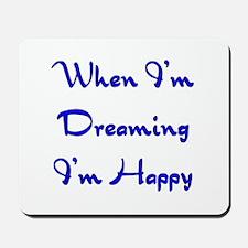 Dreaming Mousepad