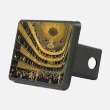 Old Burgtheater by Gustav Hitch Cover