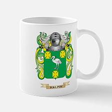 Halpin Coat of Arms (Family Crest) Mug