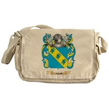 Ham Coat of Arms (Family Crest) Messenger Bag