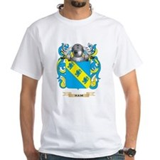 Ham Coat of Arms (Family Crest) T-Shirt