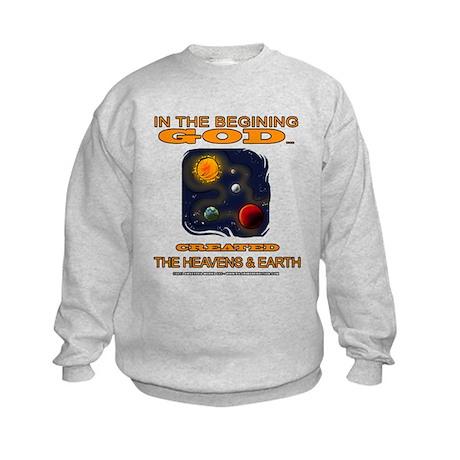 In the Begining Sweatshirt