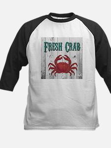 Fresh Crab Baseball Jersey