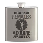 Disregard Females Acquire Aesthetics v2 Flask