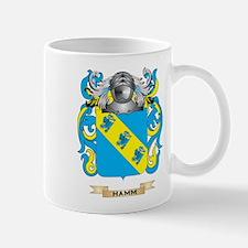 Hamm Coat of Arms (Family Crest) Mug