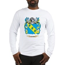 Hamm Coat of Arms (Family Crest) Long Sleeve T-Shi