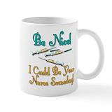 Nurse mugs Small Mugs (11 oz)