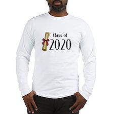 Class of 2020 Diploma Long Sleeve T-Shirt