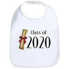 Class of 2020 Diploma Bib
