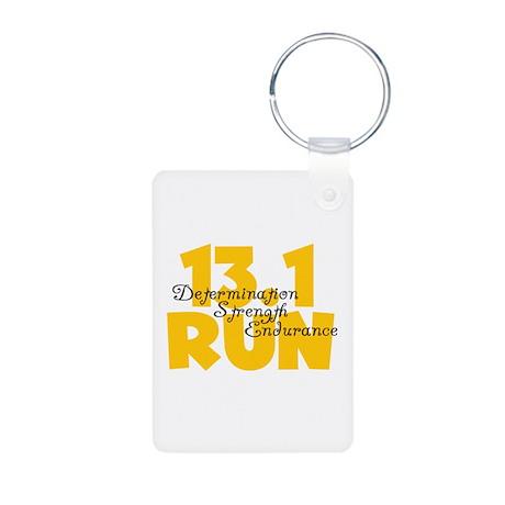 13.1 Run Yellow Keychains
