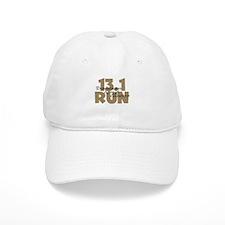 13.1 Run Tan Baseball Cap