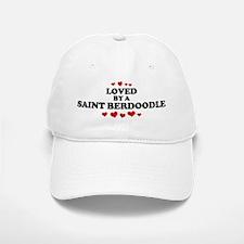 Loved: Saint Berdoodle Baseball Baseball Cap