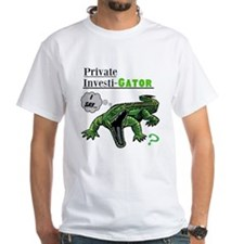Private Investi-Gator T-Shirt