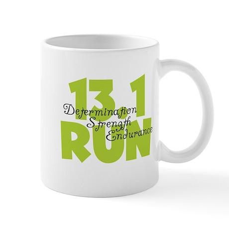 13.1 Run Yellow Mug