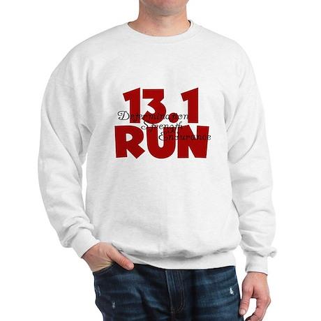 13.1 Run Red Sweatshirt